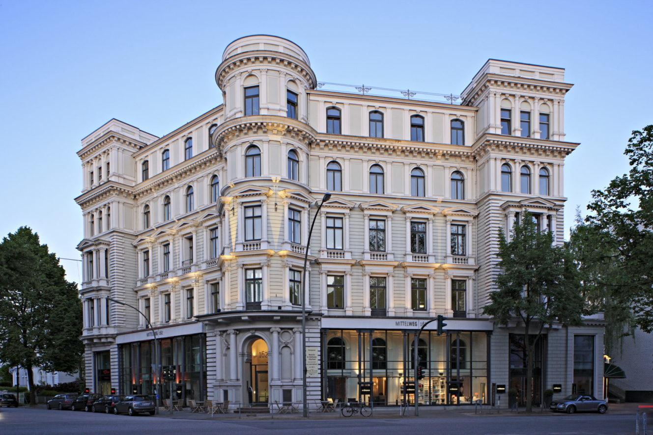Wohn- und Gewerbeimmobilie Hamburg