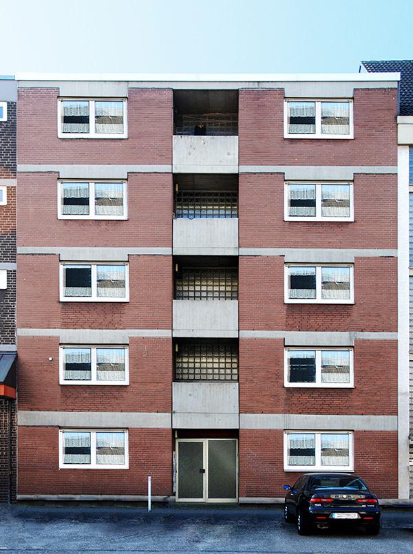 Dortmund Körne Appartementhaus verkauft