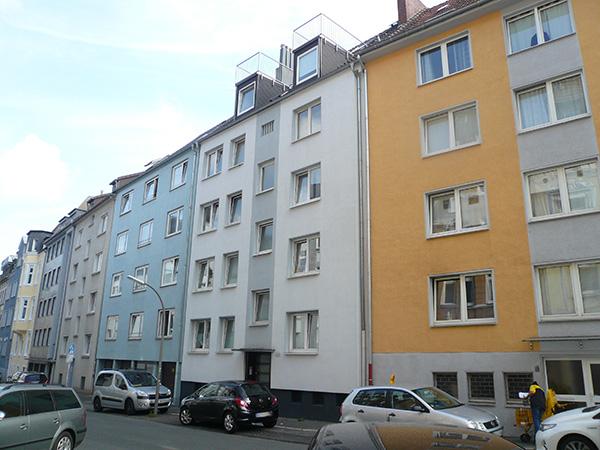 Dortmund Klinikviertel Mehrfamilienhaus verkauft