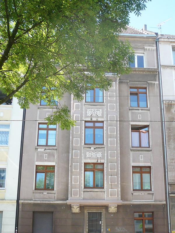 Dortmund Gründerzeit Mehrfamilienhaus verkauft