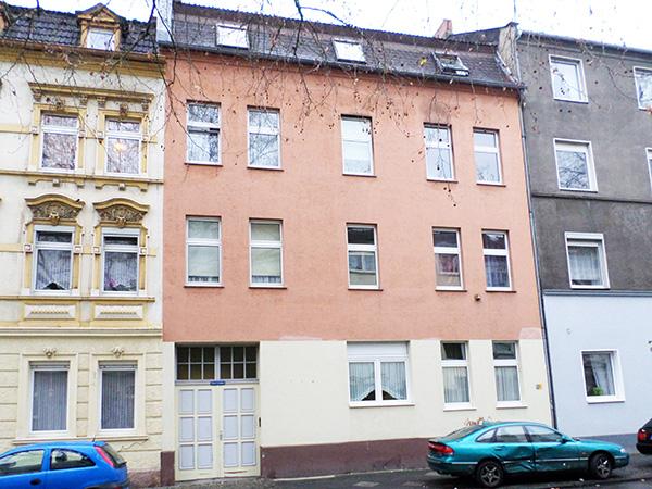 Dortmund Nord Mehrfamilienhaus verkauft