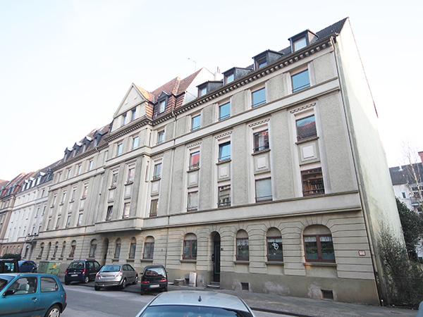 Dortmund Wohnanlage verkauft