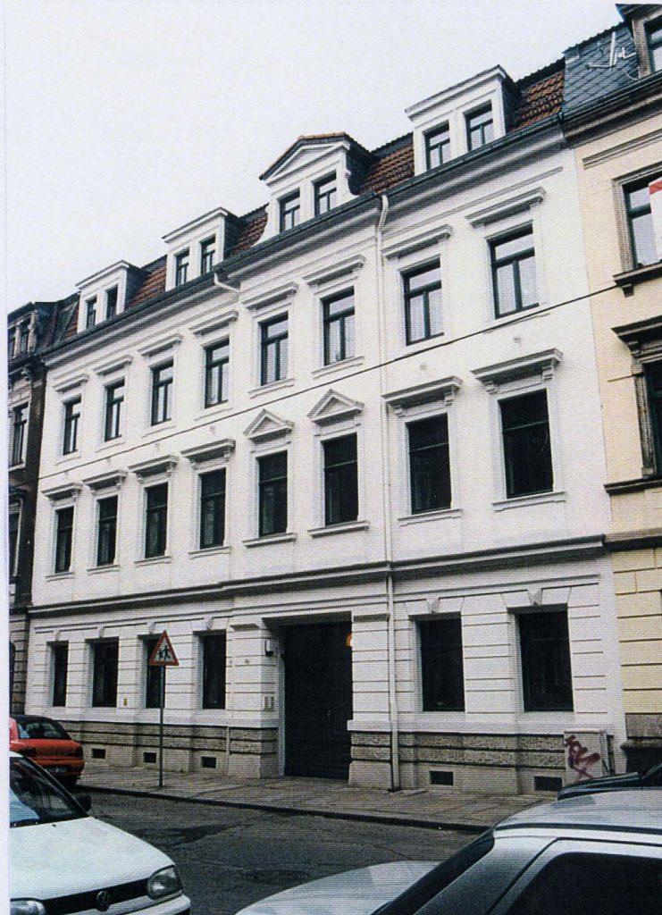 Dresden saniertes Mehrfamilienhaus verkauft