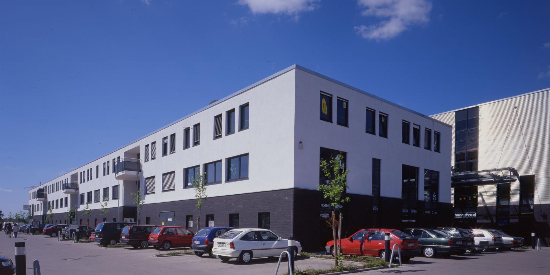 verwaltetes Wohn- und Geschäftszentrum in Münster