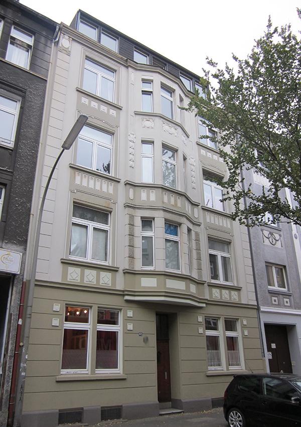 Gründerzeithaus Ruhrgebiet verkauft