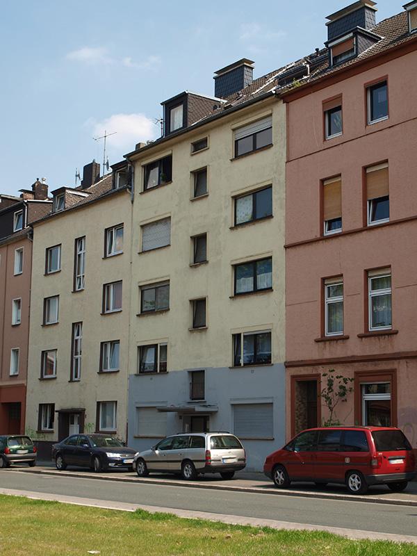Dortmund Hafen Mehrfamilienhaus verkauft