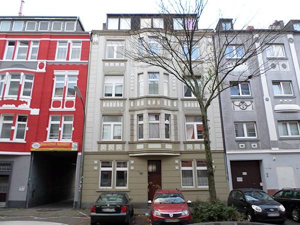 Dortmund Innenstadt Nord MFH verkauft