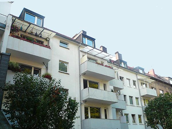 Dortmund Kreuzviertel Mehrfamilienhaus verkauft