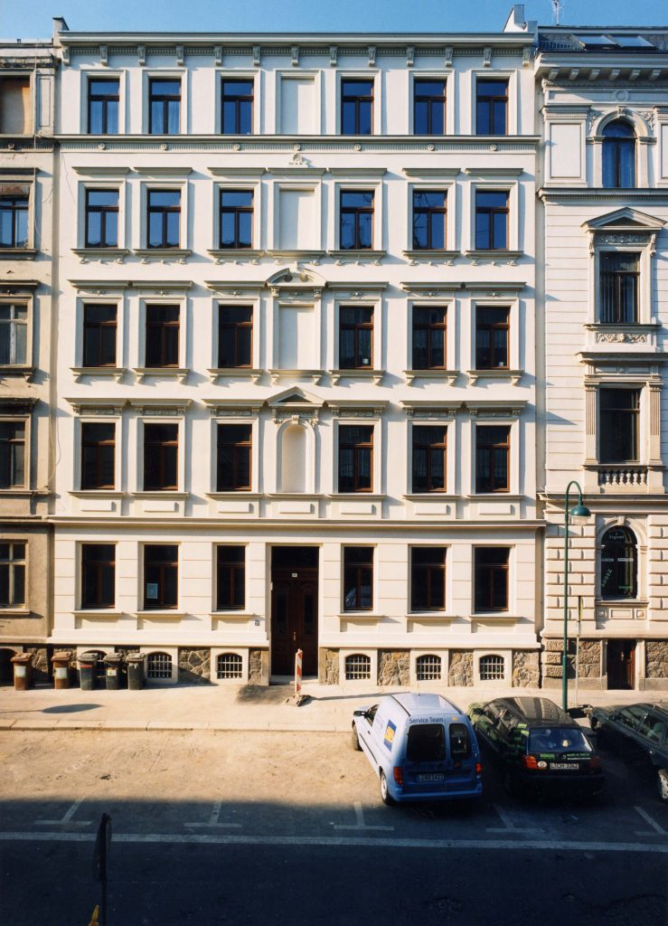 Leipzig saniertes Mehrfamilienhaus verkauft