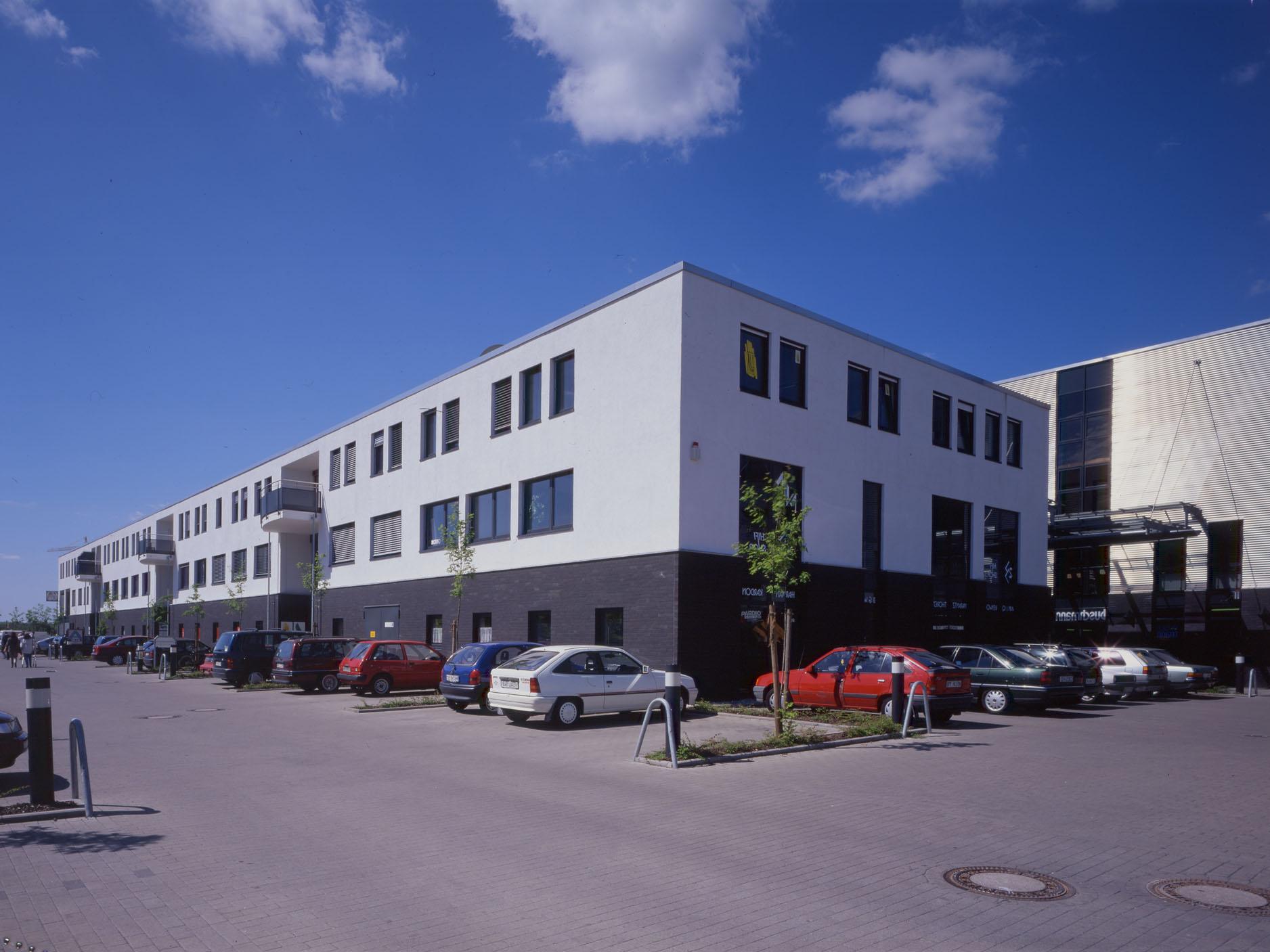 Foto einer Immobilie in Münster bei der sowohl Hausverwaltung als auch Gewerbeimmobilienverwaltung durchgeführt wird