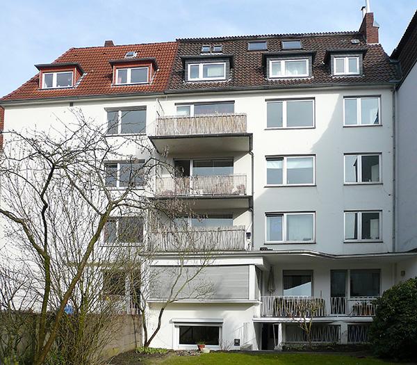 Münster Innenstadt Mehrfamilienhaus verkauft