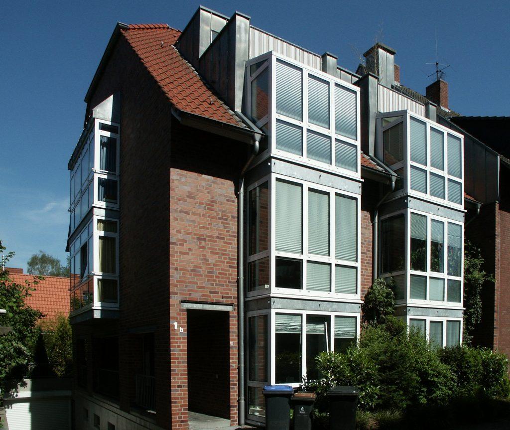 Münster Aasee Mehrfamilienhaus verkauft