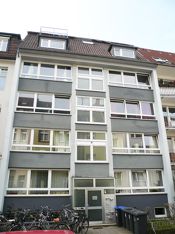 Münster Mehrfamilienhaus verkauft