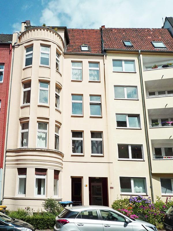 Dortmund Nähe Ruhrallee Mehrfamilienhaus verkauft