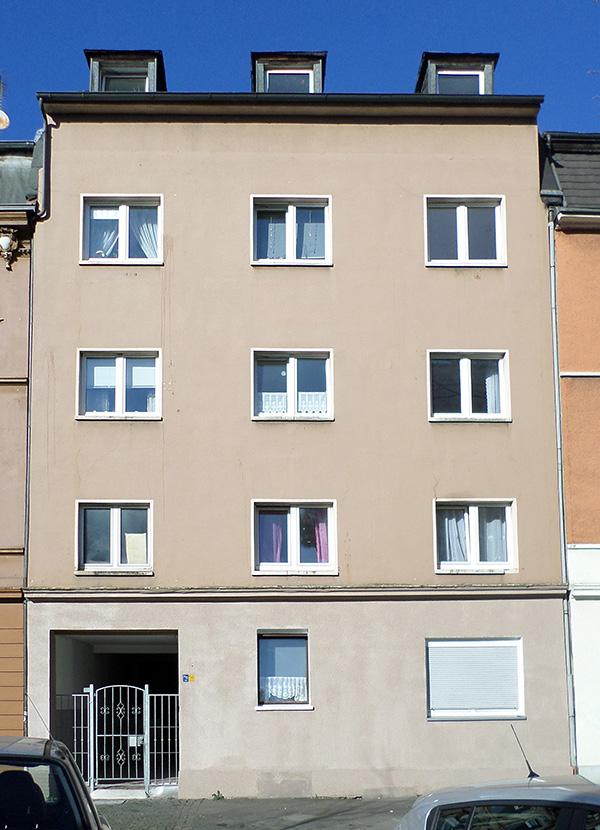 Ruhrgebiet Ost Mehrfamilienhaus verkauft