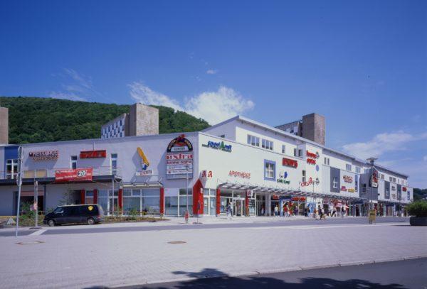 Gewerbeimmobilie Einkaufszentrum Thüringen