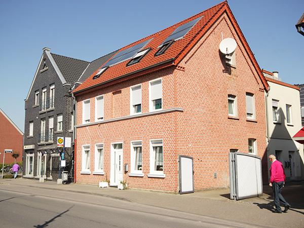 Warendorf saniertes verklinkertes Mehrfamilienhaus verkauft